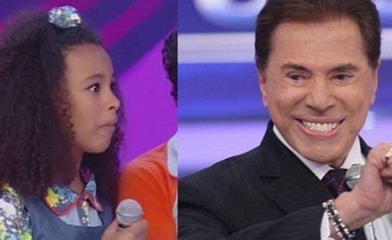 [Ex-Chiquitita relembra comentário racista de Silvio Santos: 'Desnecessário']