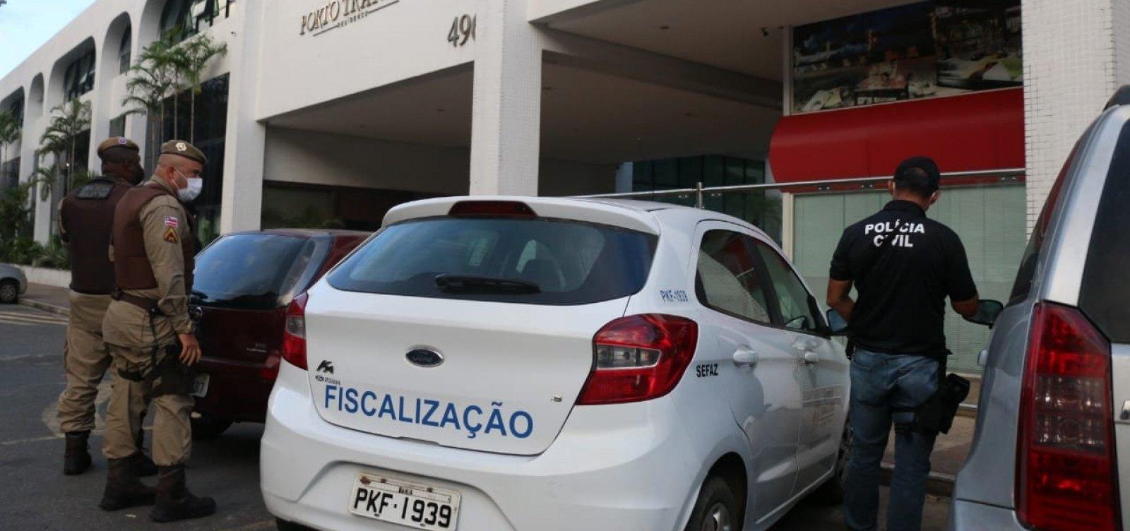 [Polícia Civil da Bahia cumpre 8 mandados de prisão contra organização criminosa que movimentou R$ 75 milhões]