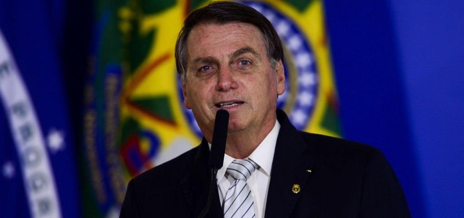 [Bolsonaro sanciona lei que altera regras do Código de Trânsito]