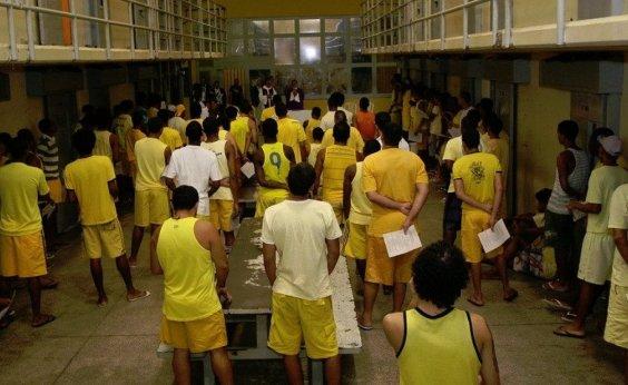 [STJ manda soltar presos que tiverem liberdade provisória condicionada à fiança]