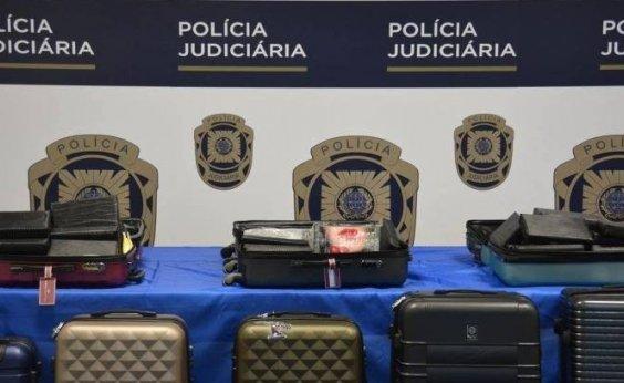 [Portugal intercepta jatinho brasileiro com R$ 40 milhões em cocaína]