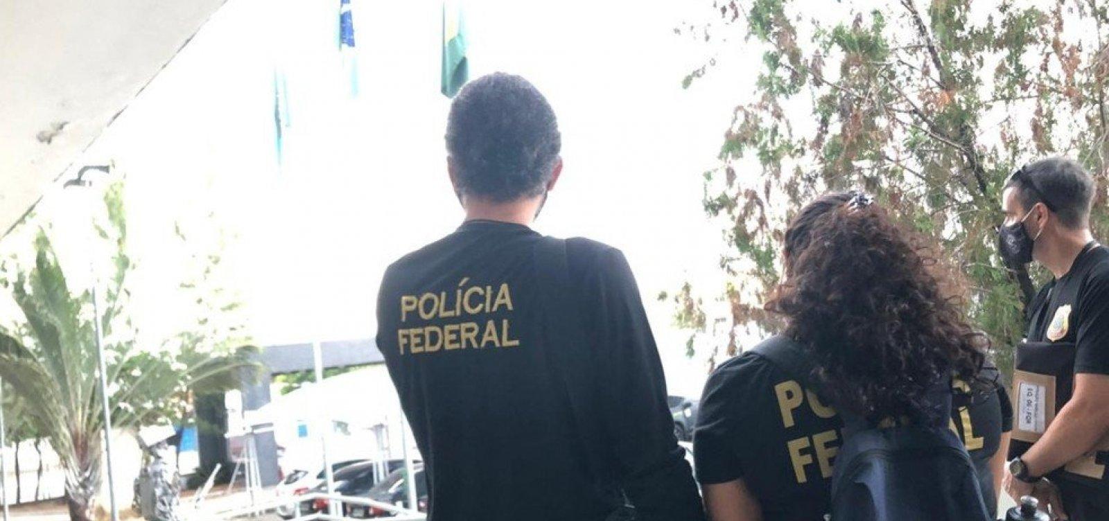 [Lava Jato: PF cumpre mandados de busca e apreensão em Salvador e outras duas cidades]