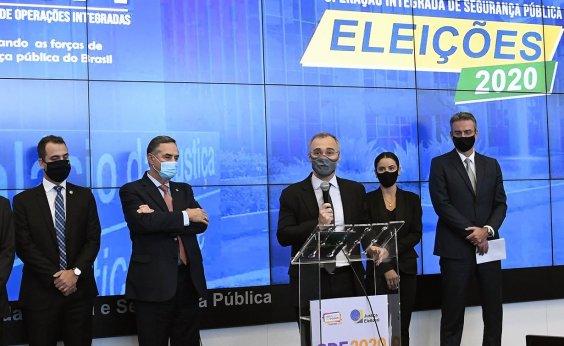 [PF tem como identificar disseminadores de fake news nas eleições, diz ministro da Justiça]