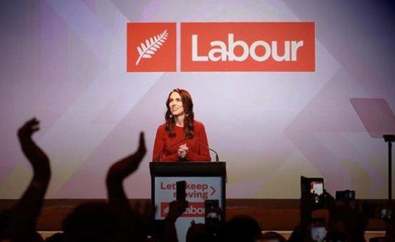 [Jacinda Ardern é reeleita primeira-ministra da Nova Zelândia]