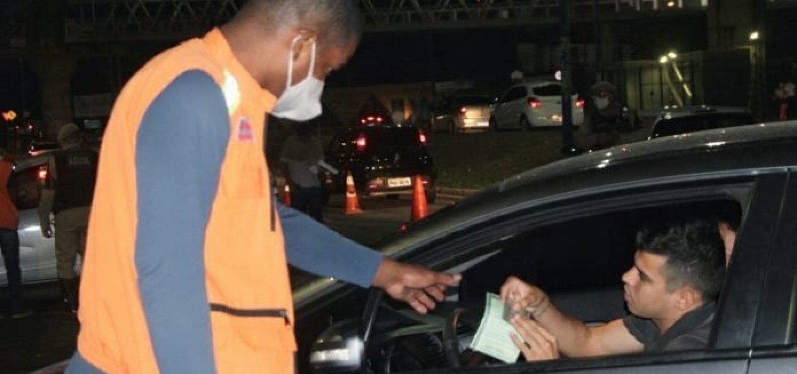 [Detran-BA reforça que motoristas podem dirigir com CNH vencida sem risco de punições]