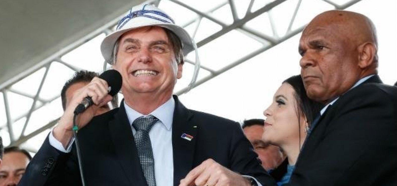 [Ibope: Salvador é a capital onde eleitores mais reprovam governo Bolsonaro ]