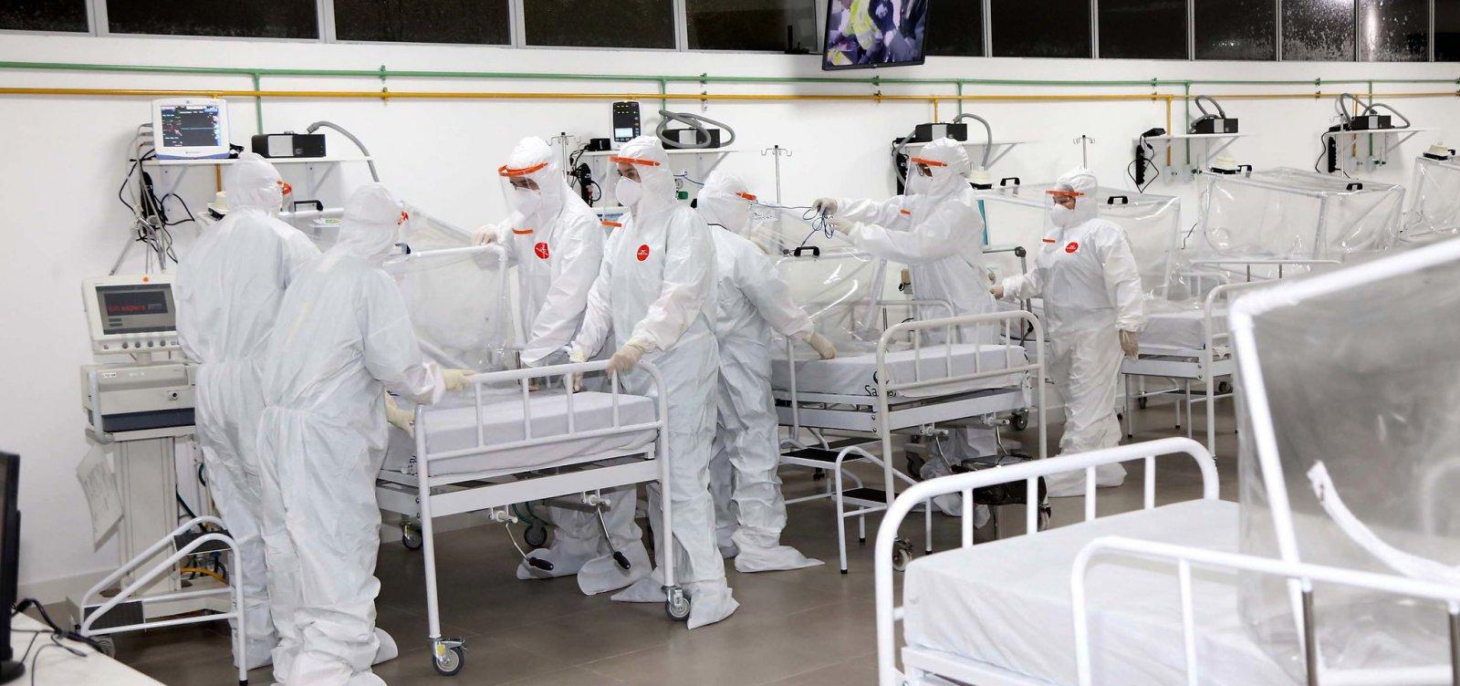 [Covid-19: Brasil registra 153.358 mortes e mais de cinco milhões de casos ]