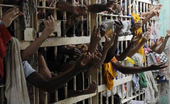 [Prisões brasileiras registraram 113 mortes por Covid-19 e mais de 27 mil casos da doença]