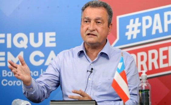 [Aulas presenciais na Bahia vão retornar quando taxa de óbitos for menor que 20 por dia, diz Rui Costa ]