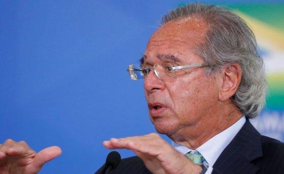 [Paulo Guedes estima tombo menor do PIB em 2020, de 4%]
