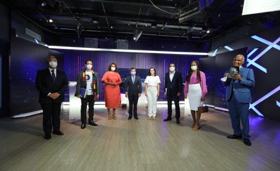 [RealTime Big Data/CNN: Bruno Reis lidera com 41% das intenções de voto contra 10% de Isidório]