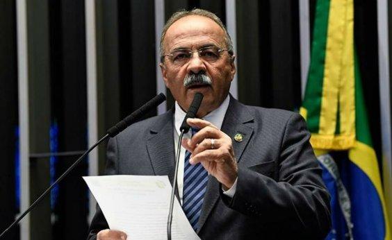 [Presidente do Conselho de Ética diz que Chico Rodrigues deveria se licenciar por 120 dias]