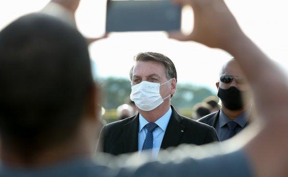 ['Meu ministro da Saúde já disse que não será obrigatória' diz Bolsonaro sobre imunizante para Covid-19]
