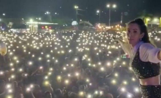 [Contratante de show no Pará diz que prefeito pensou em 'lazer da população' em liberar evento]