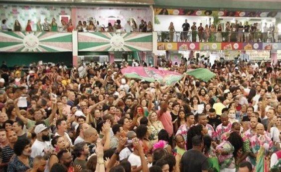 [Prefeitura do Rio libera eventos em quadras de escolas de samba a partir de novembro]