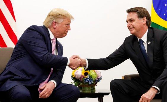 [Com Biden à frente nas pesquisas, Bolsonaro diz que espera comparecer à posse de Trump reeleito]