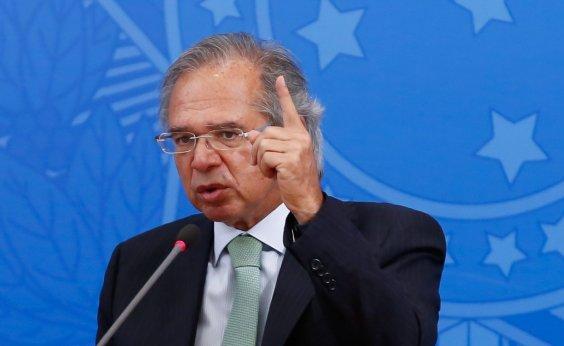 ['Será um grande erro não investir no Brasil', diz Paulo Guedes]