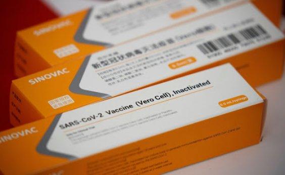 [Ministério da Saúde anuncia compra de 46 milhões de doses da CoronaVac]