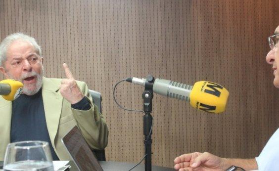 [Mário Kertész entrevista o ex-presidente Lula amanhã, às 8h]