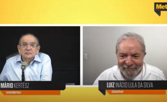 [Lula diz que Judiciário está refém de 'mentira' e chama processo contra ele de 'piada internacional']