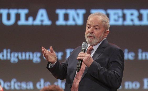 [Lula diz que Moro 'é a cara da mentira' e compara ex-ministro a Mussolini e Hitler]