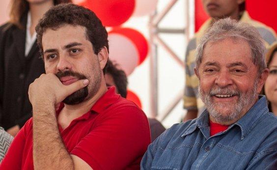 [Lula nega que irá apoiar candidatura de Boulos e promete reforçar apoio a Jilmar Tatto]