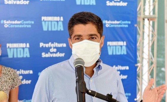 ['Transformar a vacina em uma disputa política é um crime contra o brasileiro', diz ACM Neto]