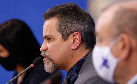 [Após declaração de Bolsonaro, Ministério da Saúde recua sobre vacina chinesa]