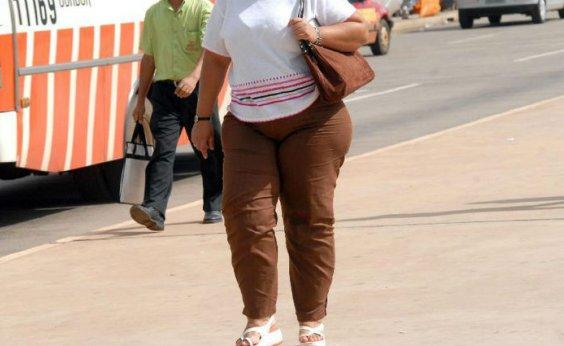 [Percentual da população acima de 20 anos considerada obesa mais que dobrou em 16 anos]