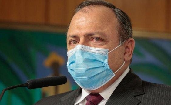 [Ministro da Saúde é diagnosticado com coronavírus ]