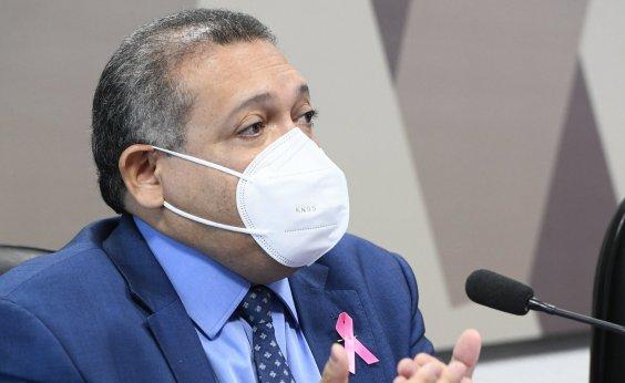 [Senado aprova nome de Kassio Marques para ocupar vaga no STF]