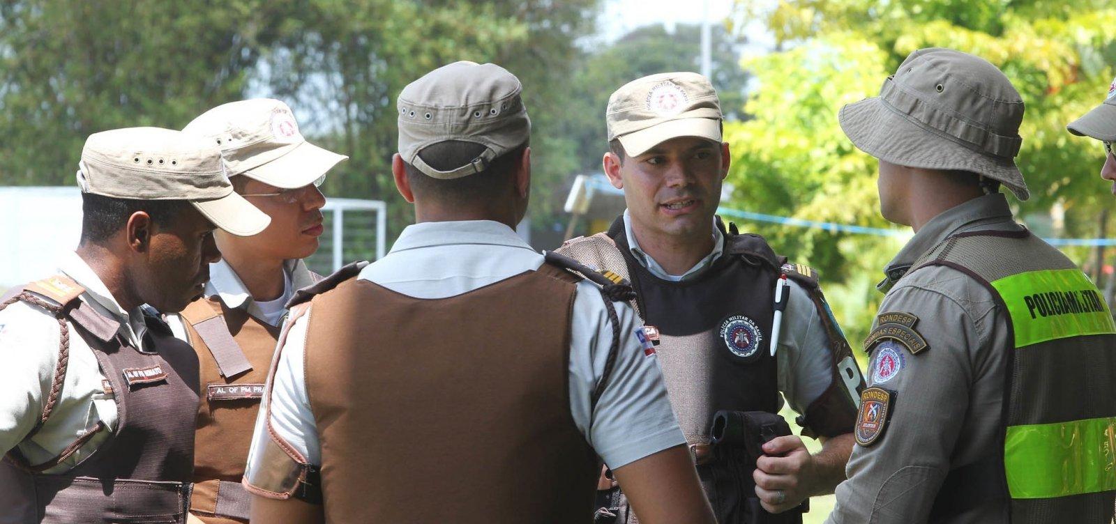 [Governo da Bahia convoca 184 reservistas da Polícia Militar]