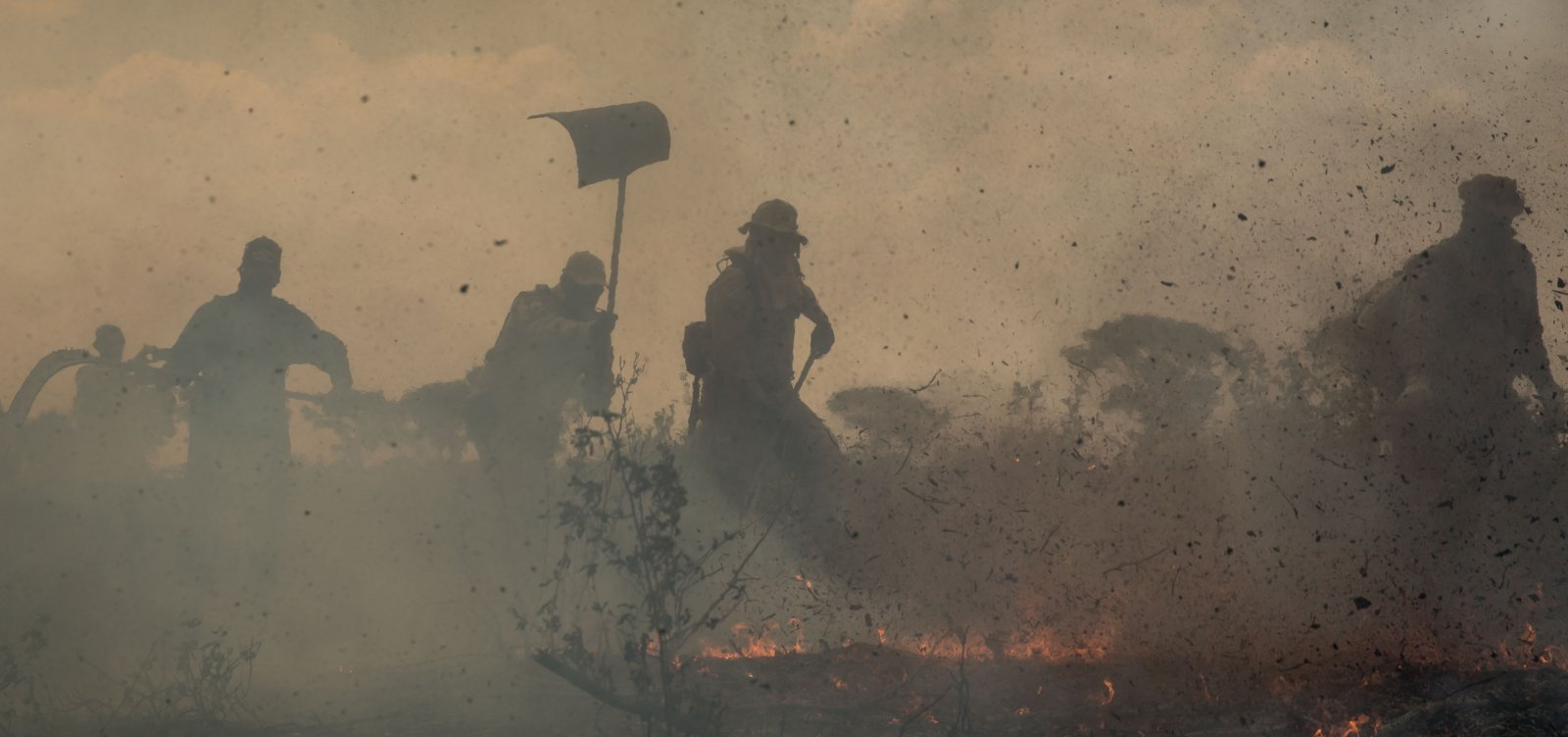 [Por falta de recurso, Ibama manda recolher todos os agentes de combate a incêndios]