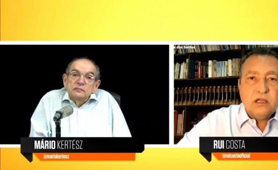 [Rui critica irresponsabilidade de Bolsonaro e chama presidente de 'irracional']