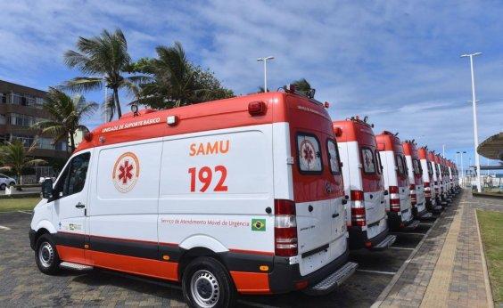 [Desde o início da pandemia, Samu registra 20 mil trotes em Salvador]