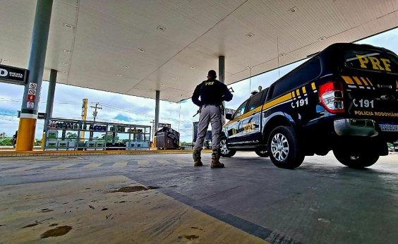 [Após denúncia de combustível adulterado, força-tarefa fiscaliza postos em Morro do Chapéu]