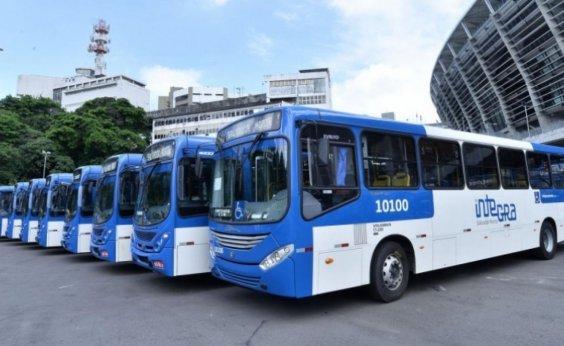 [Prefeitura avalia possibilidade de ter 100% da frota de ônibus nos horários de pico]