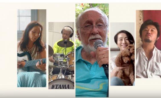 [Japoneses celebram 60 anos d''O Barquinho' com regravação em português]