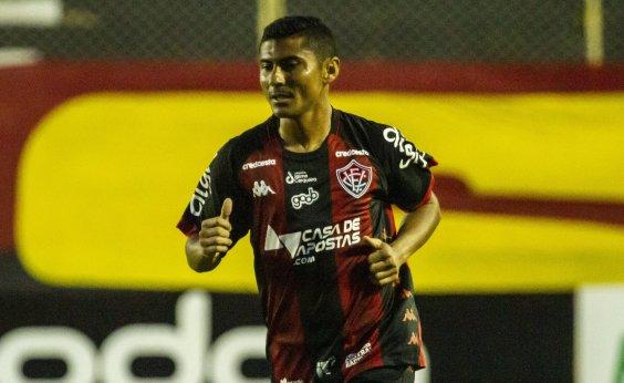 [Vitória permite empate do Guarani na etapa final e segue sequência sem vencer na Série B]