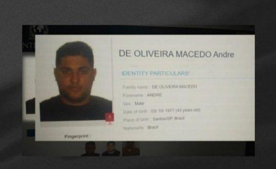 [André do Rap tem foto incluída na lista de procurados da Interpol]