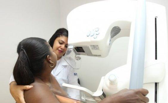 [Outubro Rosa: Ação da Sesab preenche as 10 mil vagas para mamografia]