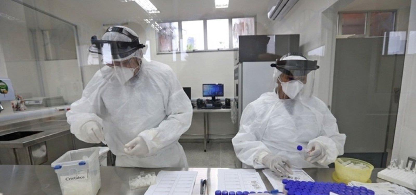 Bahia registra 1.861 novos casos de Covid-19 nas últimas 24 horas; total de mortes é de 7.432