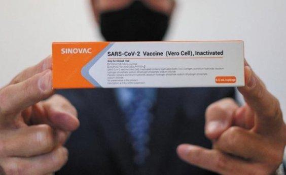 [Anvisa libera compra de 6 milhões de doses da vacina chinesa CoronaVac]