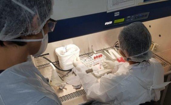 [Uesc assina convênio para realização de 10 mil testes de coronavírus]