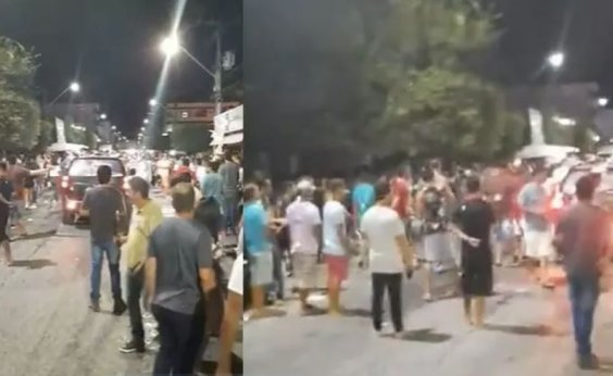 [Justiça proíbe atos políticos presenciais em Ribeira do Pombal, após 'guerra de garrafas']