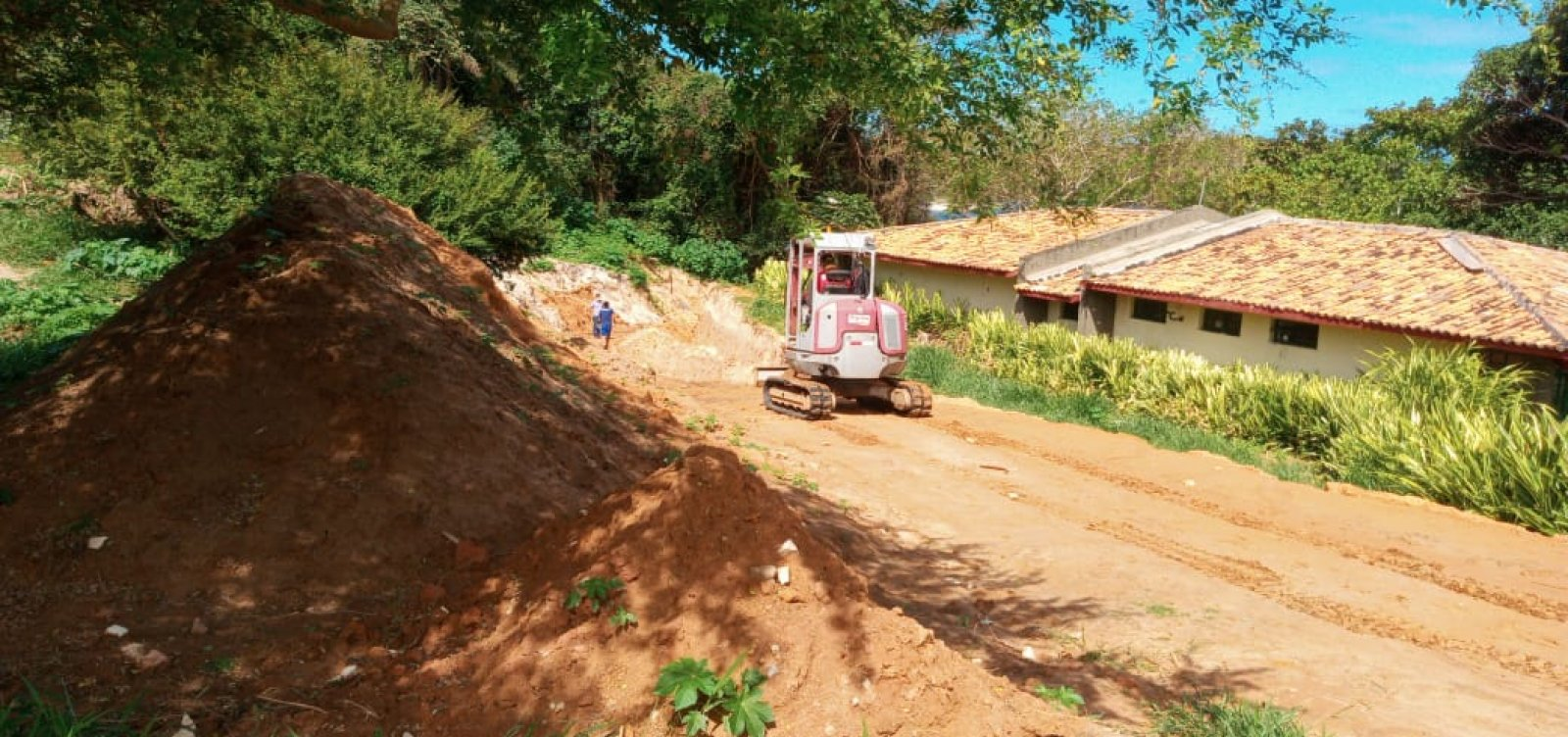 [MP emite parecer favorável à construção de estação de esgoto na Lagoa do Abaeté]