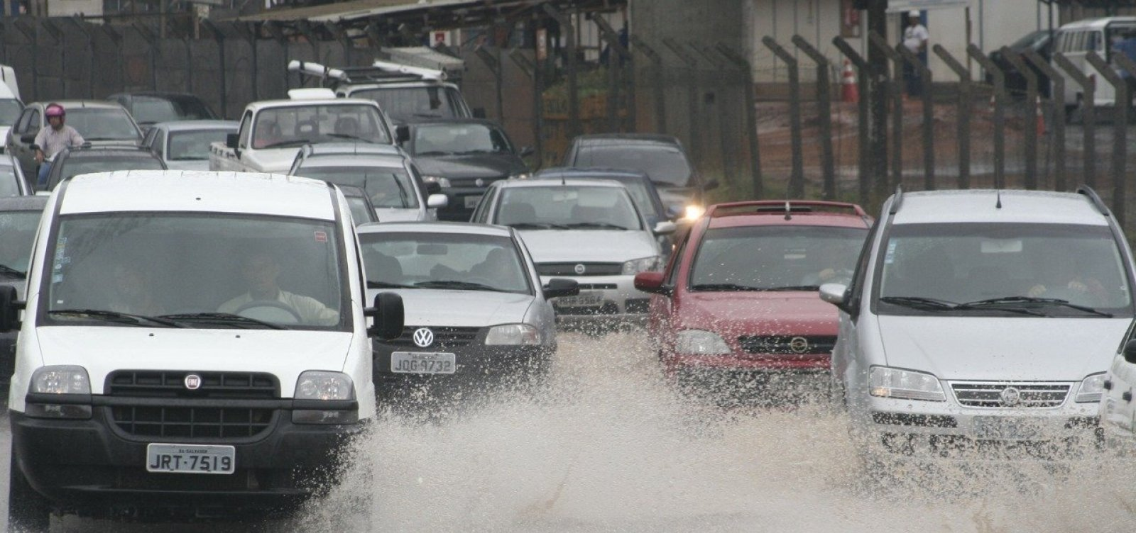 [Formação de ciclone pode causar tempestades na Bahia e em outros 8 estados]