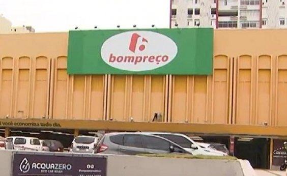 [Clientes e funcionários ficam presos durante assalto a supermercado no bairro do Canela, em Salvador]