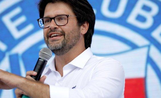 ['É uma questão financeira' diz Bellintani sobre tentativas frustradas de contratações para o Bahia]