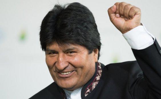 [Justiça boliviana anula ordem de detenção contra Evo Morales]